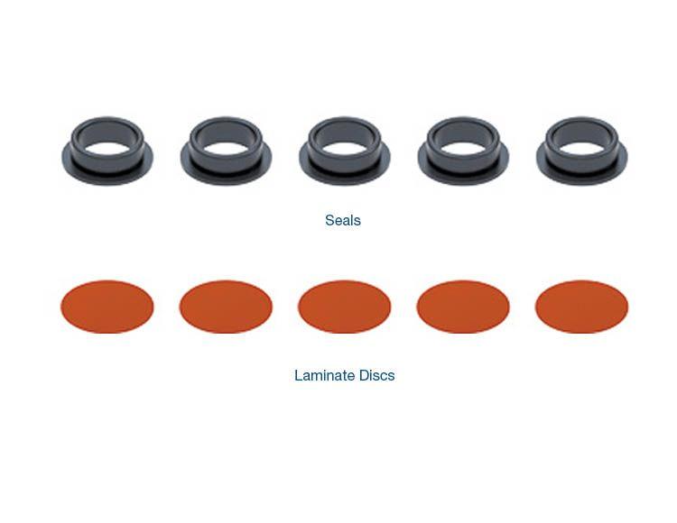Seals and Laminate Discs