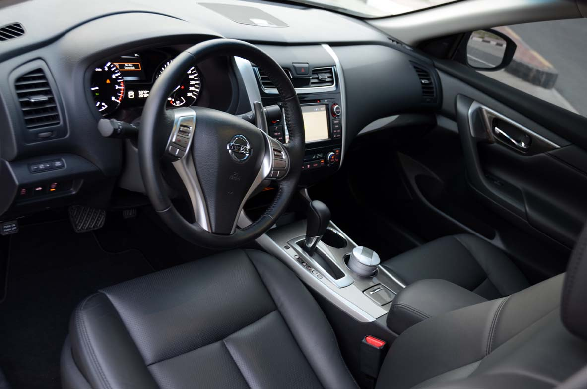 Nissan Altima 2014 Review Family Fuelled