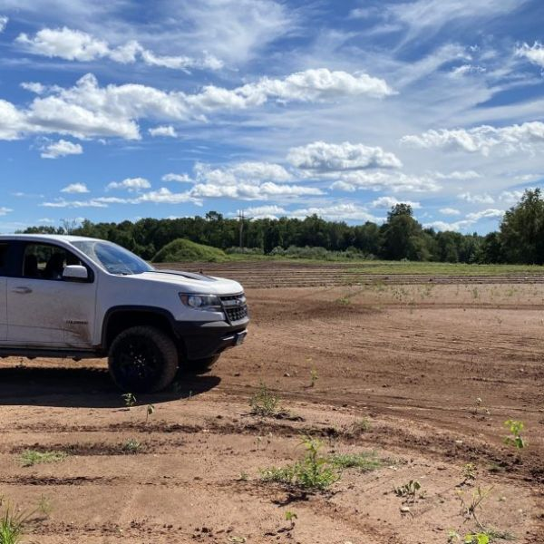 chevy, colorado, zr2, review, desert, running, high speed, off road
