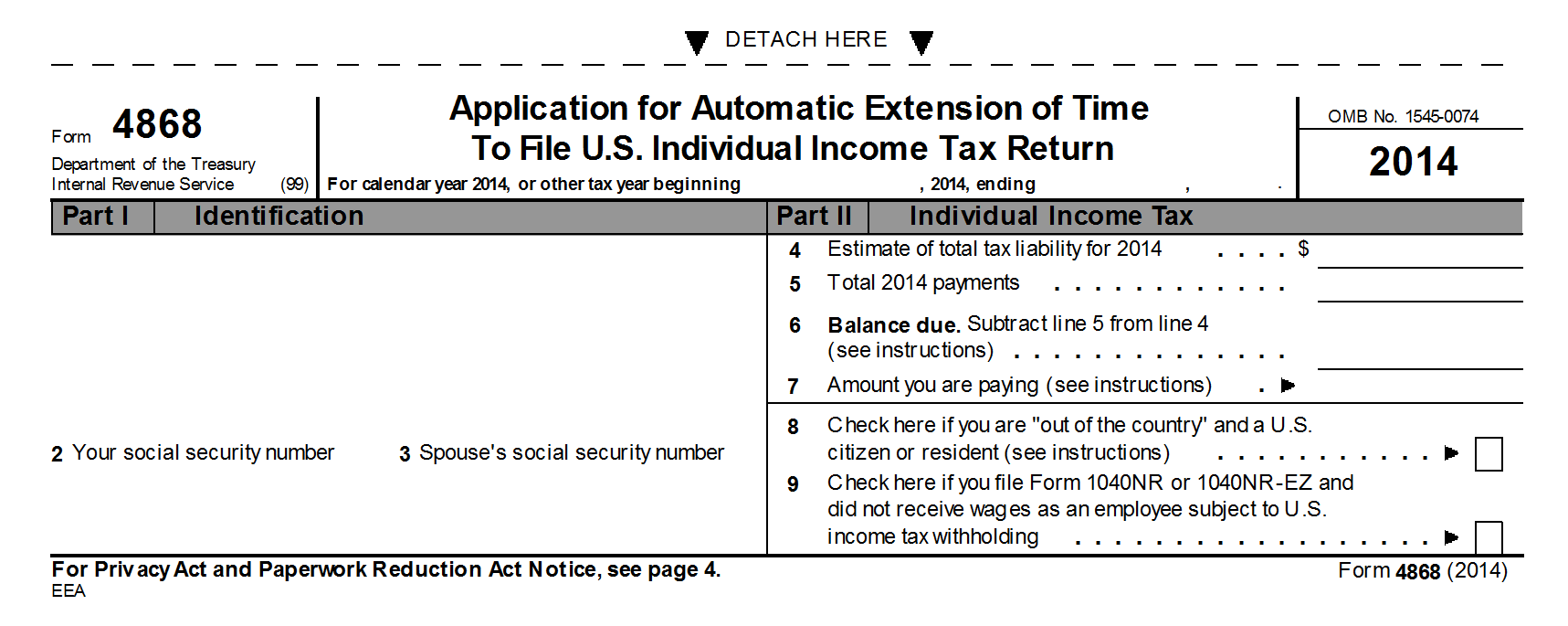 Irs Estimated Payment Form Image collections - free form design examples
