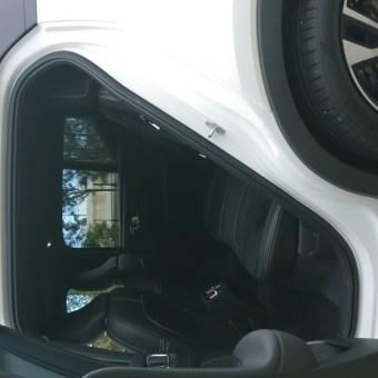 XC REAR SEAT