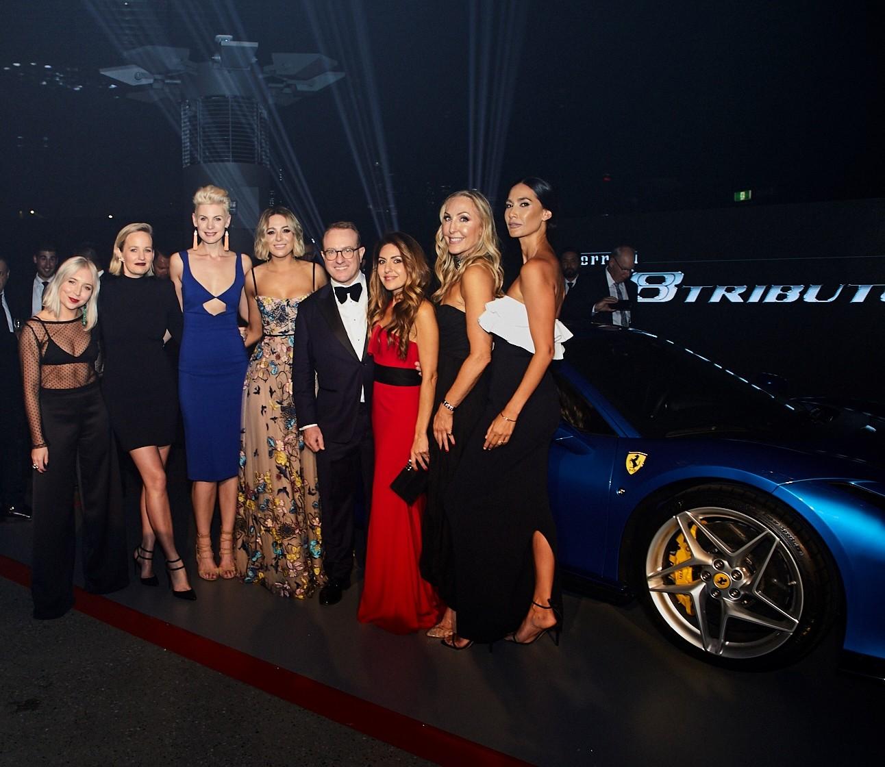 Ferrari F8 Tributo Rear: A Tribute To Ferrari's Success