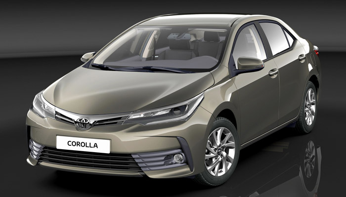 Image Of Toyota Corolla 2019 Model Launch Date In Pakistan Toyota