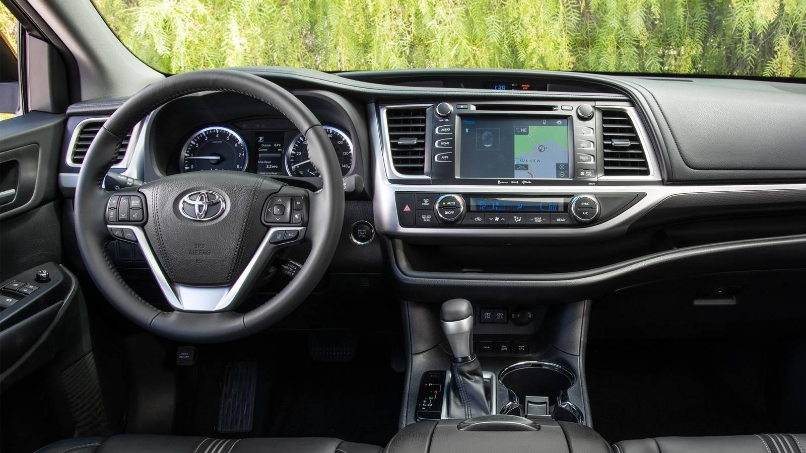 Image Result For  Toyota Highlander Le Plus