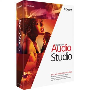 SOUND FORGE Audio Studio 13.0.0.45