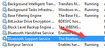 [Fix] bluetooth not working windows 10