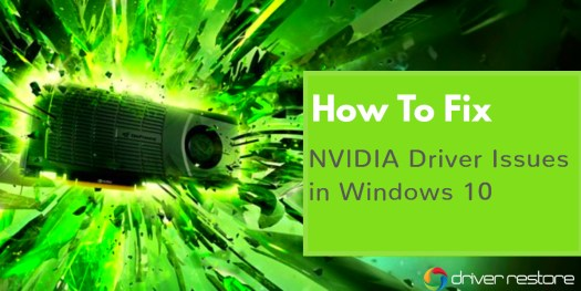 How To Update NVIDIA Drivers in Windows 10 - Driver Restore