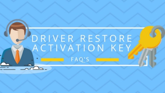 driver restore activation serial key