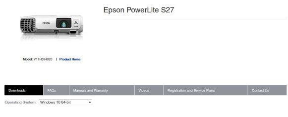epson scan drivers for windows 10