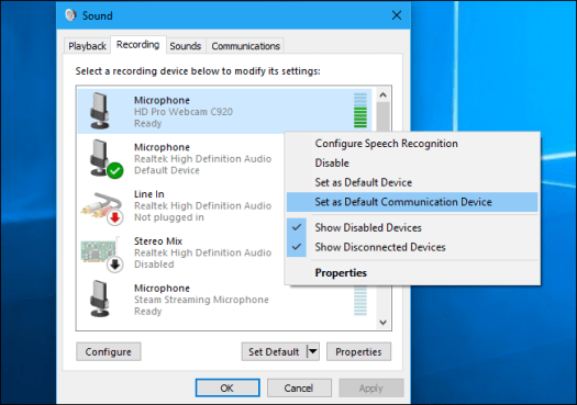 How to Fix Microphone Not Working Windows 10 Laptop?