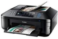 Canon PIXMA MX725 Driver Software Download