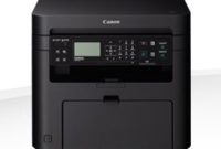 Canon i-SENSYS MF212W Driver Software Download