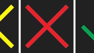 Lane-use control signals - copyright: driversprep.com