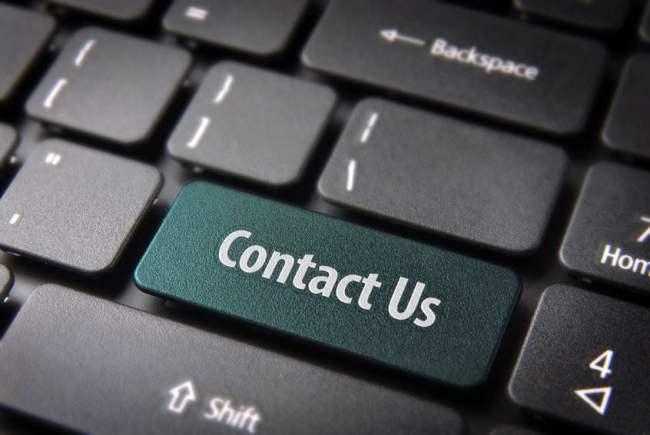 Contact us - Copyright: Cienpies Design