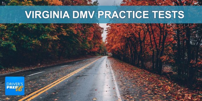 Virginia DMV practice tests at Drivers Prep