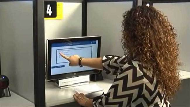 DMV Testing Station in California - Courtesy: CA DMV