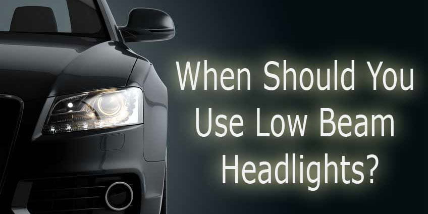 """""""Use low beam headlights  - Illustration copyright: whilerests"""
