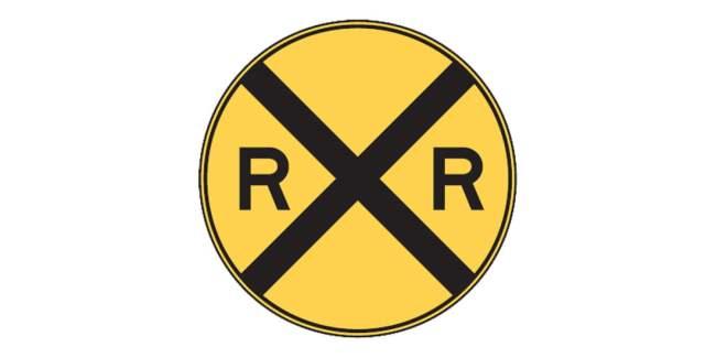 w10-1 - Railgrade Crossing