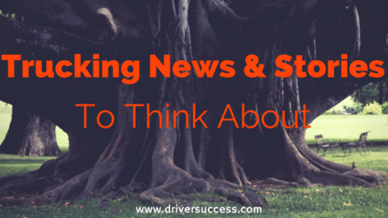 trucking news and stories