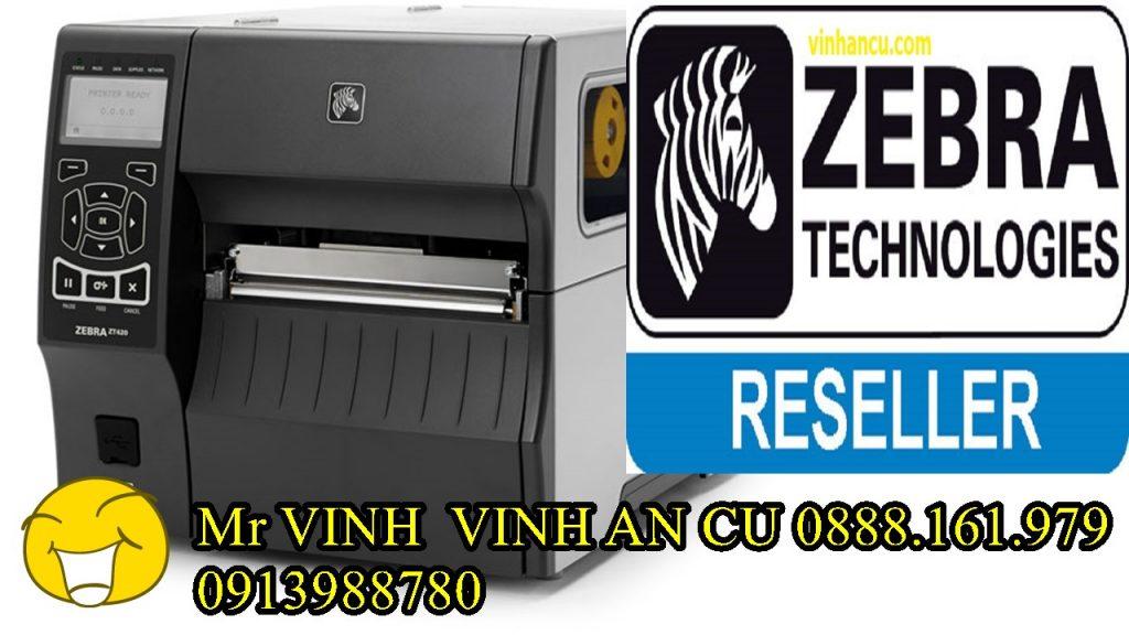 Zebra ZT420 203 dpi