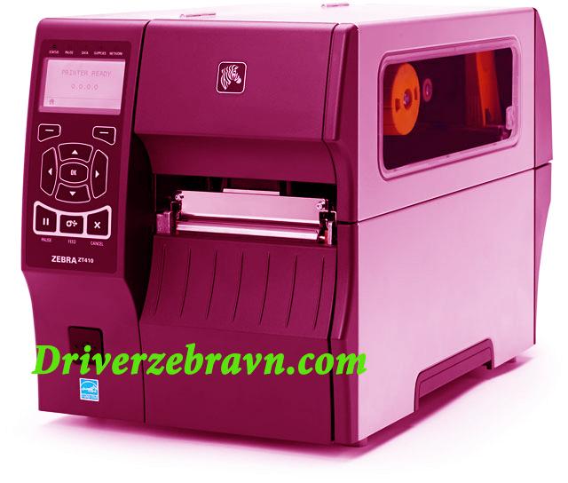 máy in Zebra ZT410 203 dpi