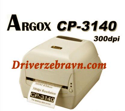 Máy in tem Argox CP3140