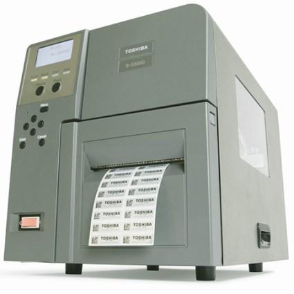 máy in Toshiba B-SX600, máy in toshiba tec giá rẻ, may in toshiba gia re