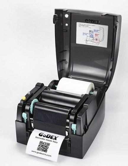 máy in nhãn cuộn GODEX EZ120, máy in godex giá rẻ