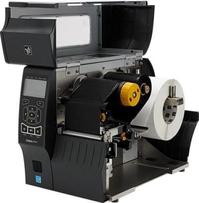 máy in Zebra ZT410 600dpi