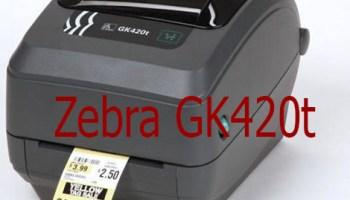 Máy Zebra GK420t giá rẻ