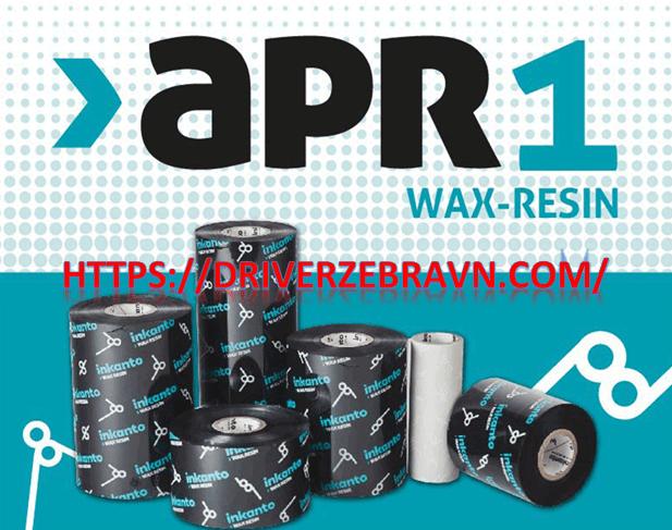 Mực in Premium Wax Resin APR1 INKANTO giá rẻ