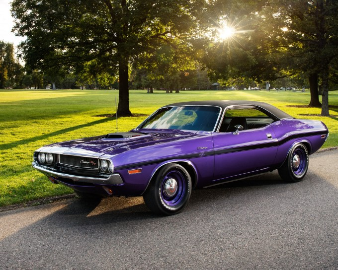 Dodge Charger Parked Photo