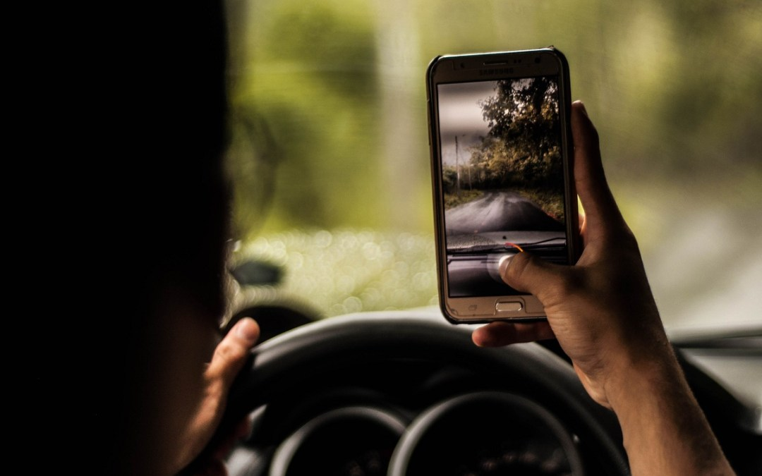 Distracted Driving Awareness Month – The Top Driving Distractions to Avoid