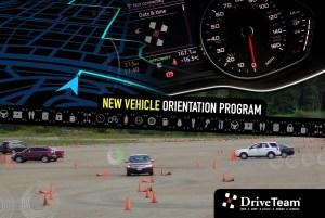 New Vehicle Orientation