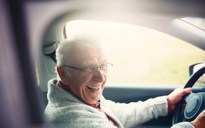 Aging and Driving: Staying Safe Behind the Wheel