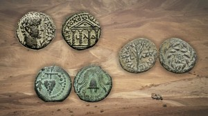 Coins Minted by the Heirs of Herod the Great
