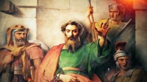 Paul Before the Proconsul at Corinth