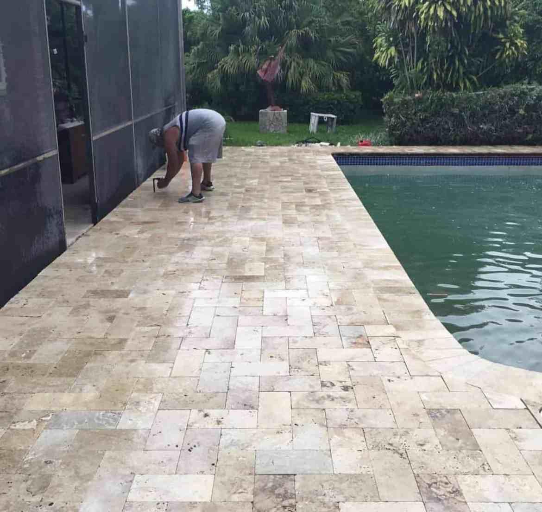 best pool patio paver company miami fl