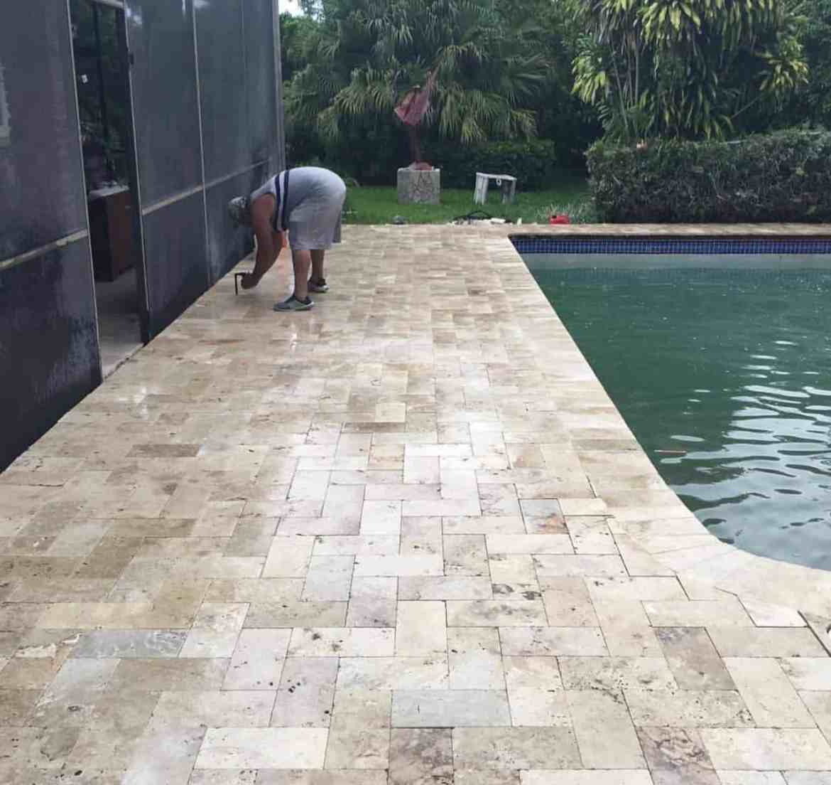 best pool patio paver company miami fl