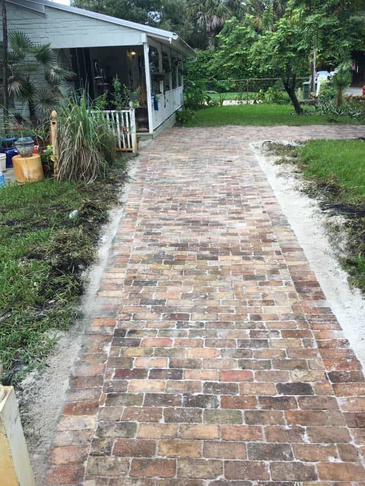 best patio paver installation miami florida
