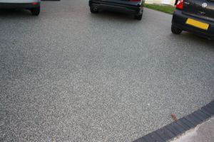 Resin drives resin bonded drive resin bound driveway