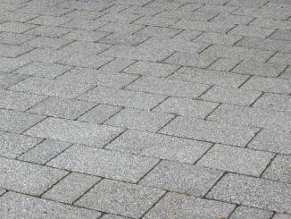 Block Paving Driveway Marshalls Drivesett Argent Original Grey