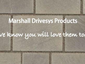 Marshalls drivesys Driveway Block Paving