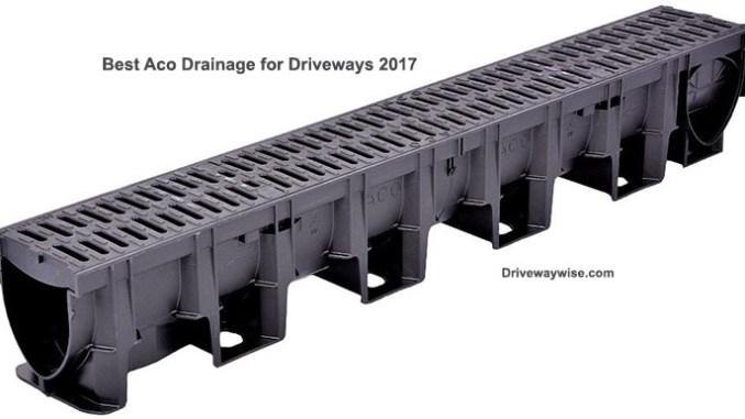 aco drainage system