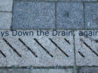 channel drainage con-crete block
