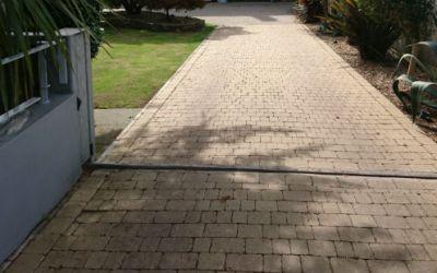 Driveway home improvements