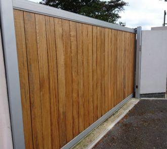 metal-frame-iroko-wooden-driveway-gate