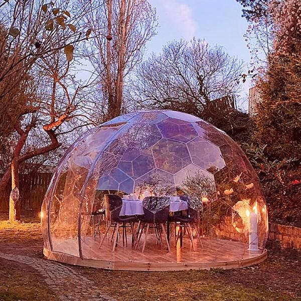 HypeDome Garden Pod