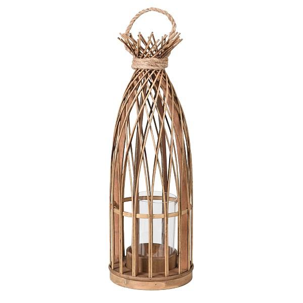 Tall Bamboo Lantern
