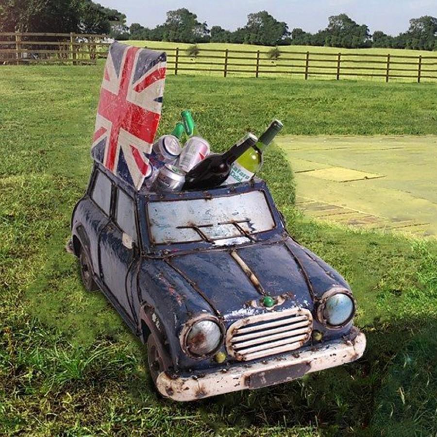 Mini Cooper Cooler - Union Jack